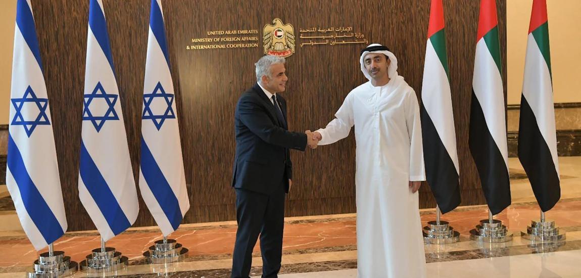 In UAE visit, Israeli minister builds ties after Gaza war