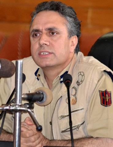 AG Mir appointed IG ITBP on deputation basis
