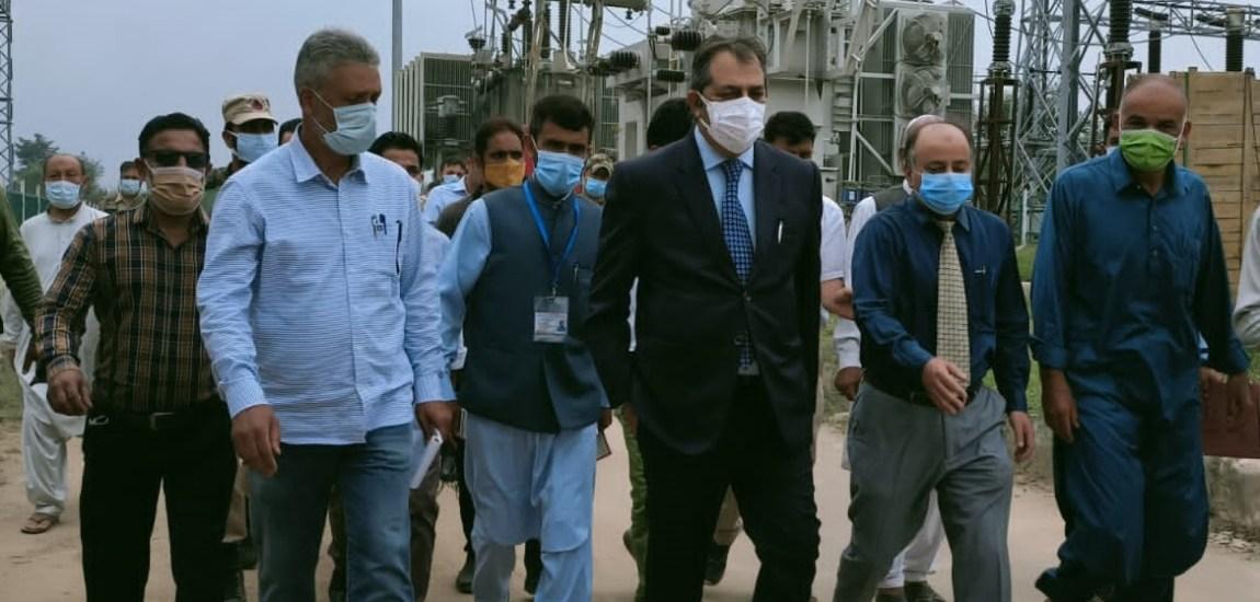 Baseer Khan tours Pattan, Hygam, Palhalan, adjoining areas