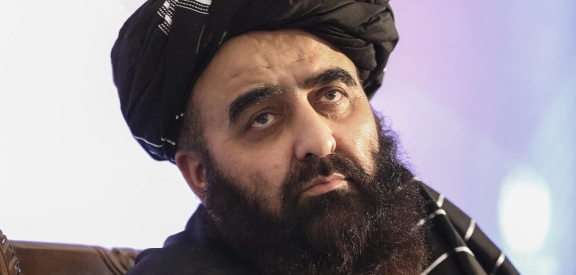 Afghan FM says Taliban gov't won't allow militant attacks on others
