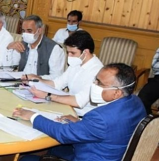 Div Com chairs 253rd High Level Committee meeting
