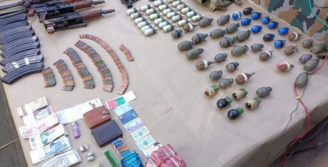 Infiltration bid foiled near LoC in Baramulla, 3 infiltrators killed: Army
