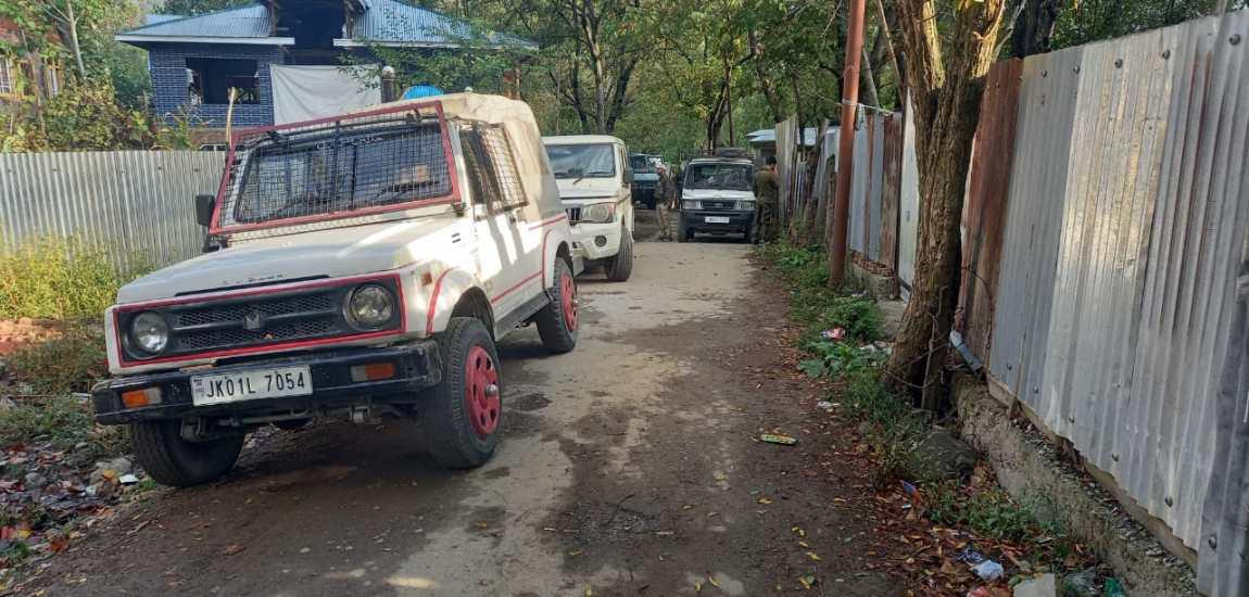 NIA conducts raids in Baramulla