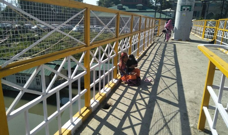  DC Srinagar's crusade against begging mafia in capital city working wonders