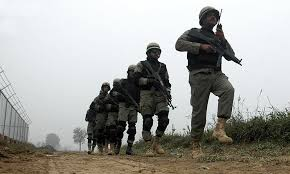 Pakistan violated ceasefire along the LOC: Officials