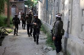 North Kashmir: CASO in Baramulla, Drangbal area
