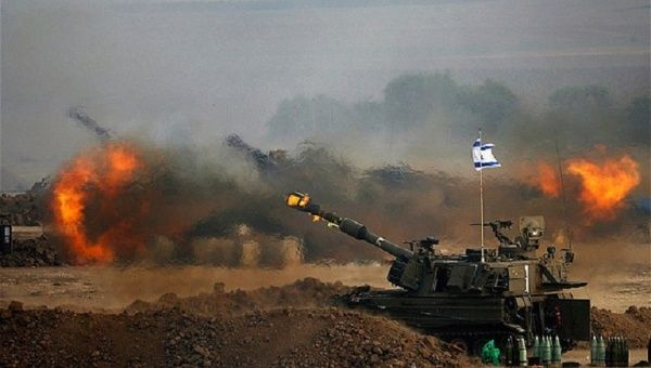 56 Palestinians injured in clashes with Israeli soldiers in eastern Gaza