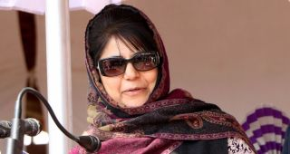 PDP workers are 'real mujahideen,' says Mehbooba