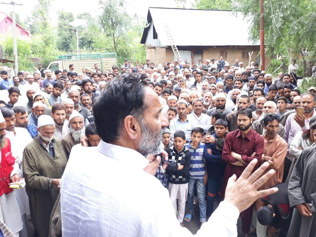 Kashmir dispute needs political solution: JKPL | The Kashmir Press