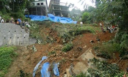 Ten people killed in Mizoram landslide