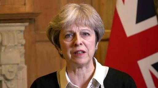 British PM May warns rebels: Back me or risk 'no Brexit at all'