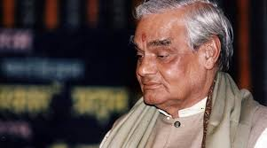 Foster daughter performs last rites of AB Vajpayee, mortal remains consigned to flames