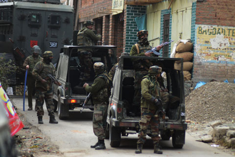 One militant killed in Sopore gunfight, operation over