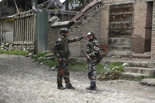 10-hours long CASO ends in Pulwama village