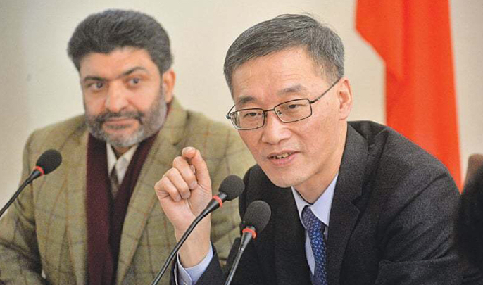 China to pick Taliban as political force: Envoy to Pakistan