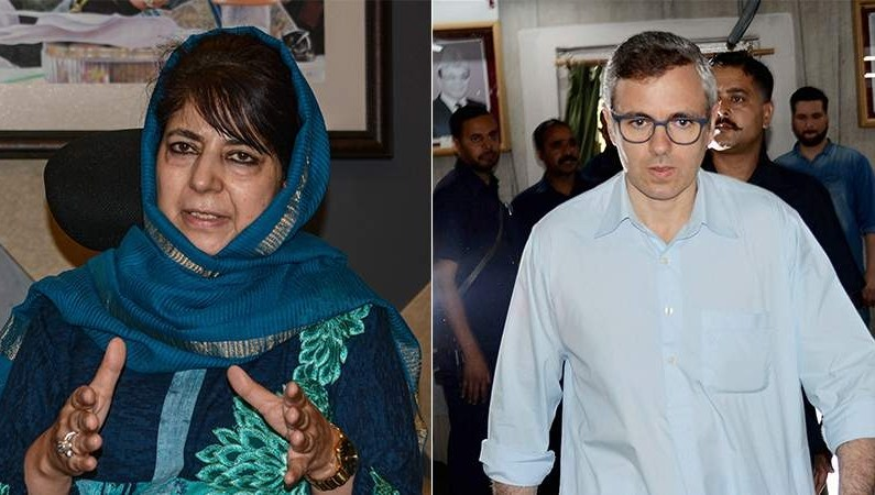 Triple Talaq bill: Omar, Mehbooba battle it out on twitter over PDP MPs' abstention in RS