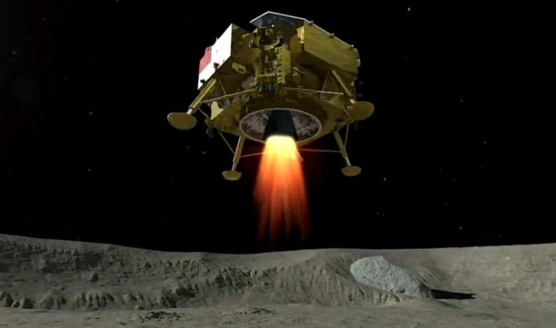 Chang'e 4 landing: China lands spacecraft on far side of Moon