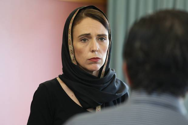 Christchurch attack: NZ PM's office received terrorist's manifesto 10 mins before the attack