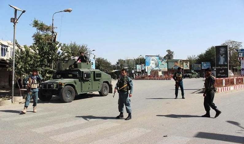 NATO drone strike kills 8 militants in Afghanistan