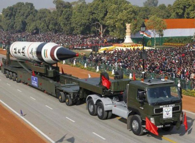 India world's second largest importer of world arms: Report