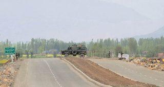 Ban on civilian traffic on Srinagar-Baramulla highway limited to Sundays only