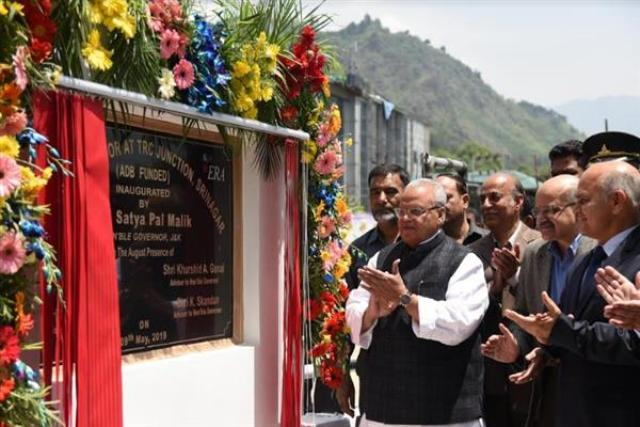 Second phase of Jehangir Chowk-Rambagh flyover thrown open