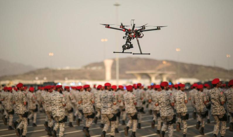 Major Saudi pipeline attacked by drones: minister