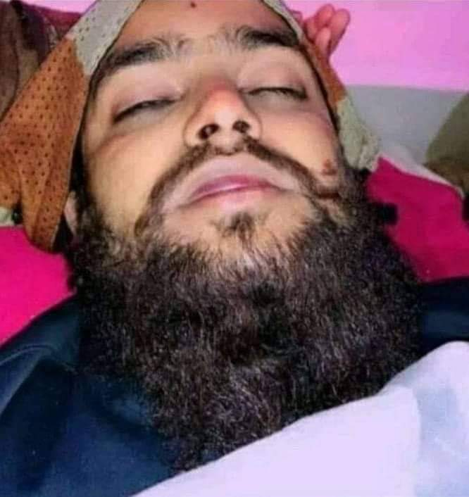 Thousands attend multiple funeral prayers of slain Zakir Musa in Tral