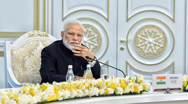 Modi calls for greater cooperation among SCO members to ensure peace and prosperity