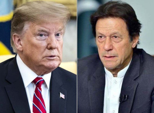 Pak Prime Minister to meet US President Trump in a bid to mend ties