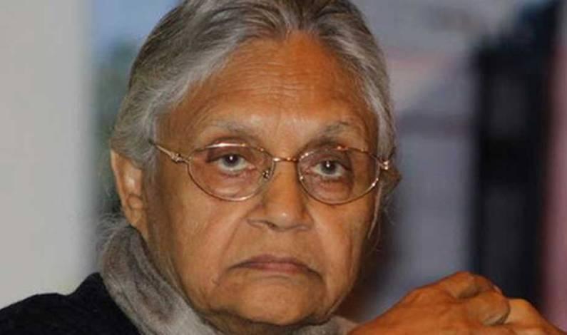 Three time Delhi CM Sheila Dikshit passes away at 81