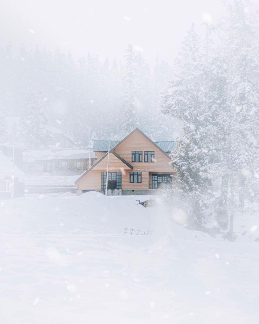 kashmir in winter 1