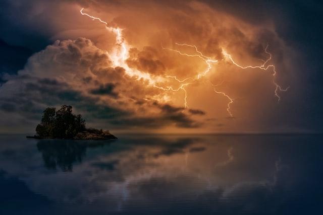 Natural Phenomena All Over The World