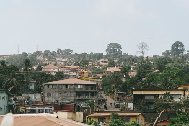 Least Visited Countries In The World SIERRA LEONE