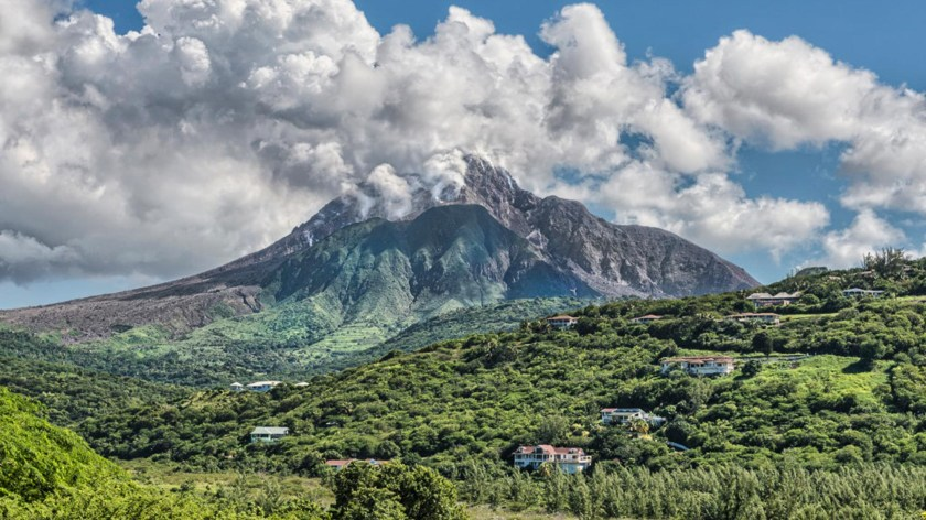 Least Visited Countries In The World montserrat