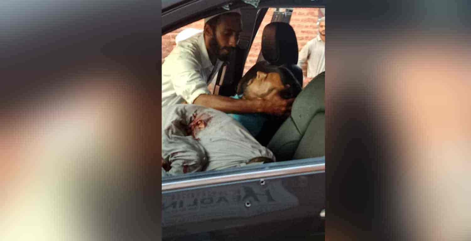 Shujaat Bukhari killing: Jammu and Kashmir Police releases pictures of suspected attackers
