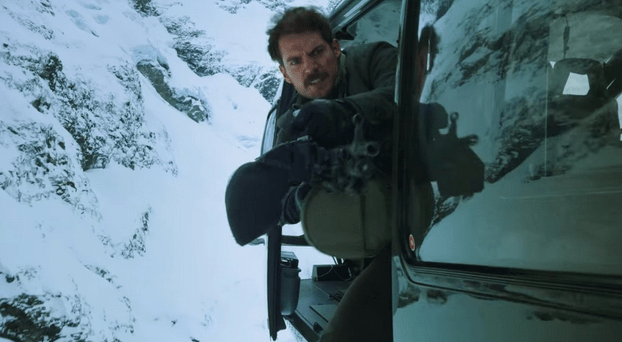New 'Mission: Impossible' ups the action with skydiving Tom Cruise