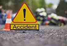 doda accident,spo killed