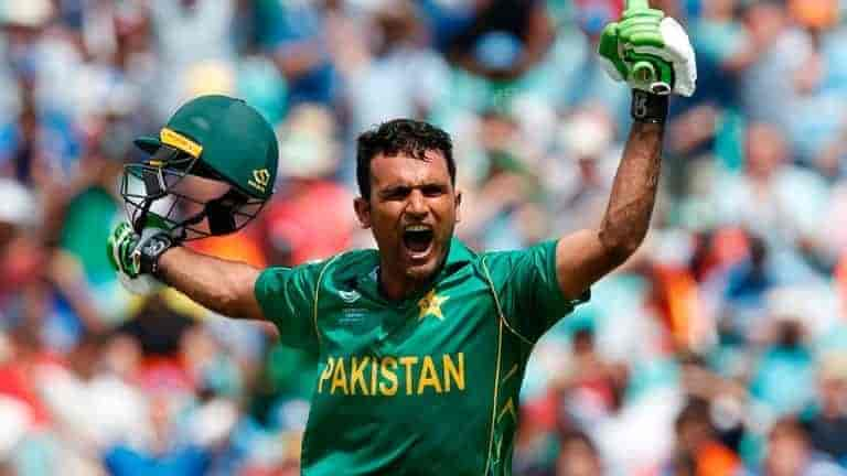 Image result for fakhar zaman double century