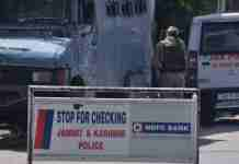 Kashmir valley shut over article 35A