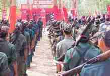 five naxals killed, chattisgarh,odhisa, naxalism, maoism, dantewada