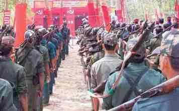naxals introduce new strategy, human effigies used by naxalseight naxals killed, , chattisgarh,odhisa, naxalism, maoism, dantewada