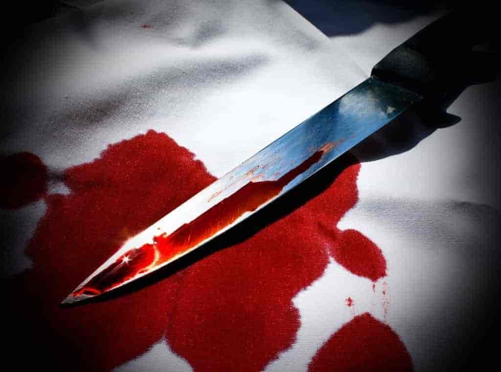 bjp leader stabbed, lucknow,BJP