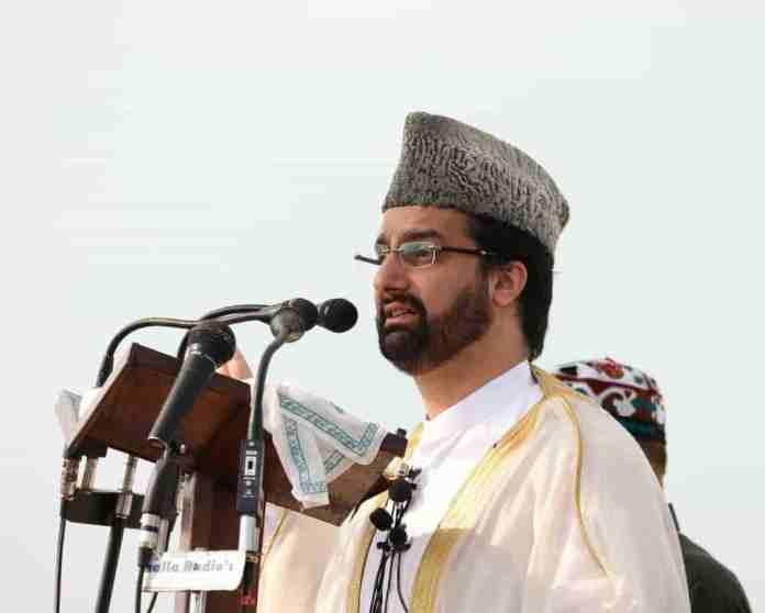 mirwaiz, mirwaiz features among most influential muslims,jammu martyrs,mirwaiz umar farooq, kashmir, srinagar, hurriyat conference