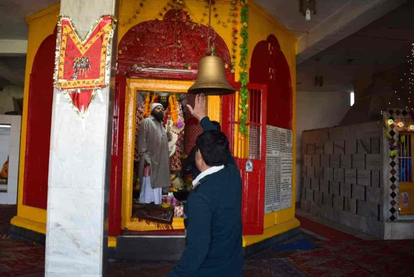 diwali in kashmir - hanuman temple