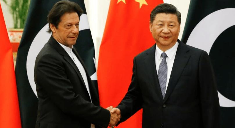 pakistan, imran khan, china, xi xinping