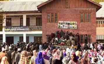 school of funerals - kashmir