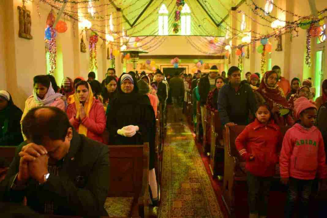 christmas in kashmir, celebrating christmas in kashmir, kashmir, christians in kashmir, kashmir news
