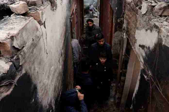 srinagar gunfight, kashmir, kashmir news, kashmir latest news,