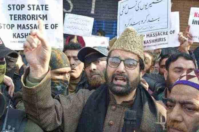 kashmir, kashmir news, pulwama killings, mirwaiz umar farooq